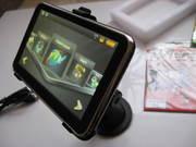 Продам автомобильные GPS-навигаторы 4.3