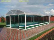В Харькове качественный поликарбонат для бассейнов