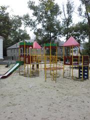 Площадки для малышей