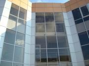 Алюминиевые конструкции (фасады, входные группы, перегородки, зимние сады
