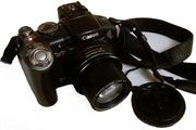 Продам фотоаппарат Canon PowerShot S5IS