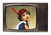 Продам цветной телевизор Березка Ц-208 б.у.,