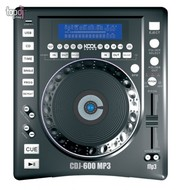 2CD-DJ-MP3  KOOLsound CDJ-600 MP3+пульт Vestax VMC-002xl