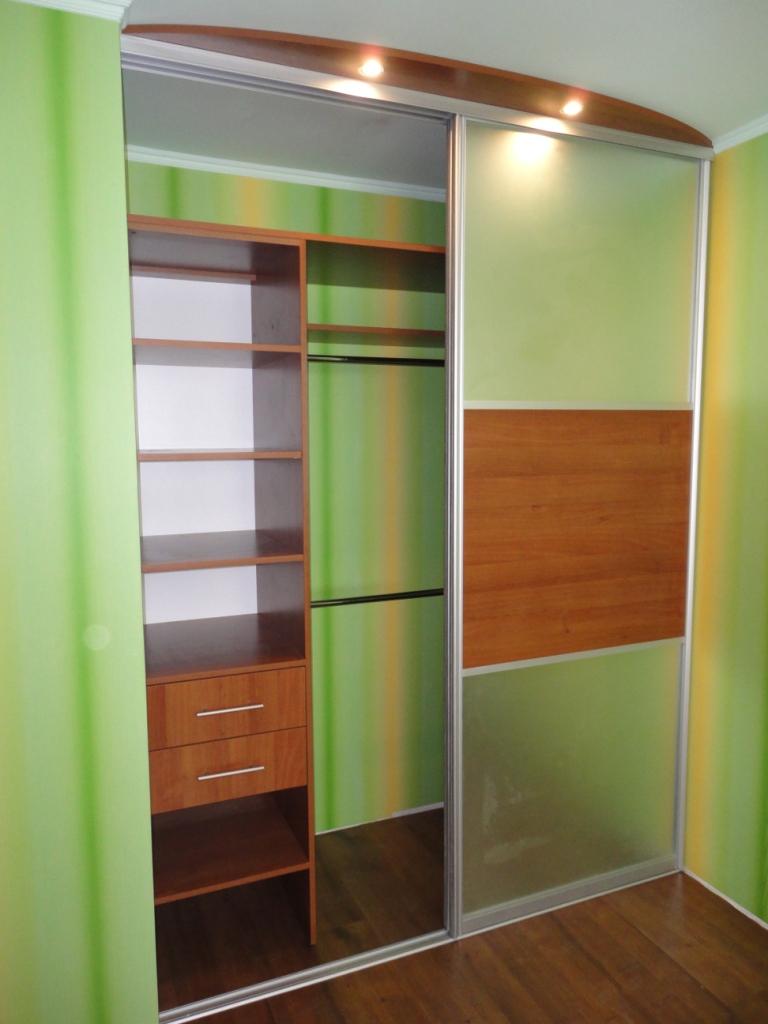 Шкаф встроенный venta 0092 - вента-мебель.