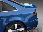Спойлер Audi A4