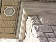 Фасадные карнизы из стеклопластика