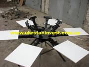 Трафаретное оборудование от производителя UkrStanInvest