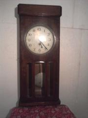 Продам настенны часы 30х-40х годов.