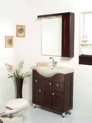 Продам мебель для ванных комнат,  выполненных из цельного массива  дере