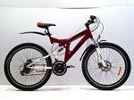двухподвесные велосипеды: Azimut