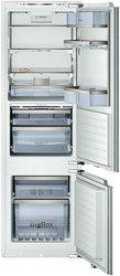 Холодильник встраиваемый с нижней морозильной камерой Bosch KIF39P60