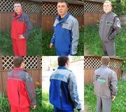 Спецодежда, униформа, рабочая одежда, текстиль