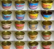 Продам консервы оптом