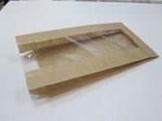 Пакеты бумажные из крафт бумаги