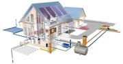 Монтаж систем водоснабжения и отопления.
