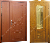 Бронированные двери Харьковского производства