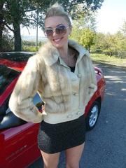 норковая куртка автоледи шуба полушубка
