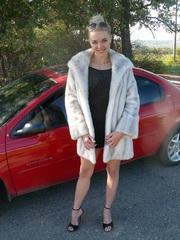 норковая шуба модель новая 2012