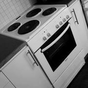 Установка электрической плиты Харьков. Установка,  подключение плиты
