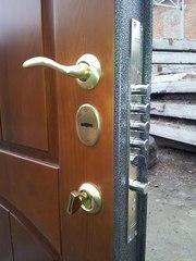 Бронированные двери, кузнечные изделия