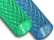 Шланг поливочный цветной армированный 50м