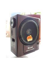 аккумуляторный FM приёмник+МР3+караоке+LED фонарь