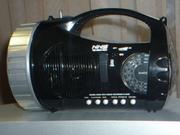 фонарь-радиоприёмник аккумуляторный+МР3