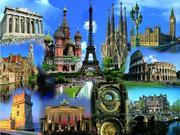 Автобусные туры в Европу с отдыхом на море!