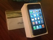 СРОЧНО Продам СВОЙ б/у Apple iPhone 4G 16Gb black