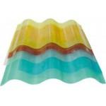 Продам  шифер стекловолоконный в рулонах