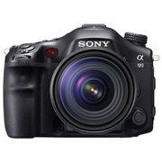 Абсолютно новый фотоаппарат Sony A99V с объективом Sony 28-75mm F2.8