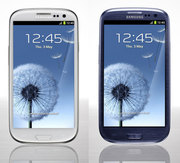 Cупер новый телефон Samsung Galaxy S3 с TV,  WI-FI на 2 sim (копия)