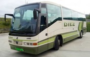 Заказ автобуса 55 мест по Украине, России, Европе
