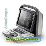 Черно-белый узи сканер SonoScape A6