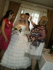 Продам очень нежное красивое свадебное платье!В отличном состоянии!!!!