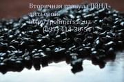Продаем вторичный гранулированный пивной ящик (ПНД)