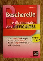 Le dictionnaire des difficultes (Французский язык,  словарь-справочник)