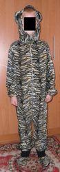 Карнавальный новый костюм тигрёнка