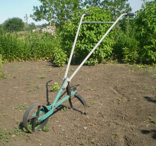 Инструмент для огорода своими руками фото