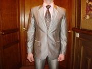 Мужской костюм на выпускной вечер