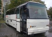 Пассажирские перевозки автобусами 7-50 мест
