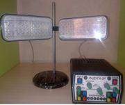 Аппарат для динамической офтальмохромотерапии «РАДУГА»