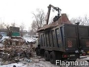 Вывоз бытового и промышленного металлолома. Демонтаж и самовывоз