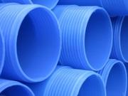 Пластиковая обсадная труба ПЭ и НПВХ с резьбой (для скважин) 125*10 мм
