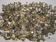 Все металлы, сплавы, окиси металлов, драг металлы и мн.др. дорого.