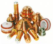 Расходные и запасные части для станков плазменной резки и сварки