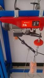 Электрическая мини таль РА-1000 500/1000кг 12/6м