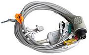 5-ти проводный кабель для мониторов Mindray,  ЮМ-300 и др