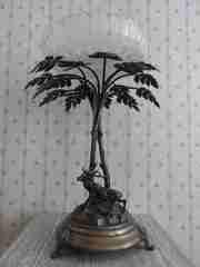 Подставка для вазы + ваза