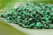 Предлагаем вторичный ПЭНД гранулированный  экструзионный
